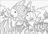 Imprimer le coloriage : Poisson, numéro 291405fb