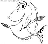 Imprimer le coloriage : Poisson, numéro 4099