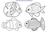 Imprimer le coloriage : Poisson, numéro 523838d3