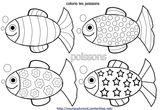Imprimer le coloriage : Poisson, numéro 5bb37639