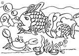 Imprimer le coloriage : Poisson, numéro 7d90e88c