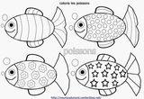 Imprimer le coloriage : Poisson, numéro 80076757