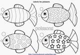 Imprimer le coloriage : Poisson, numéro b74e5e3f