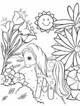 Imprimer le coloriage : Poney, numéro 739