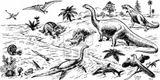 Imprimer le coloriage : Reptiles, numéro 142596