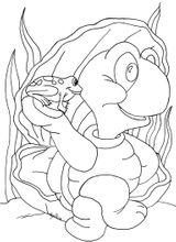 Imprimer le coloriage : Reptiles, numéro 23982