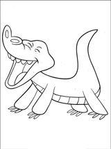 Imprimer le coloriage : Reptiles, numéro 64800