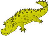 Dessins en couleurs imprimer crocodile num ro 22702 - Crocodile en dessin ...