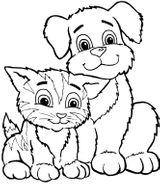 Imprimer le coloriage : Animaux, numéro ba66b413