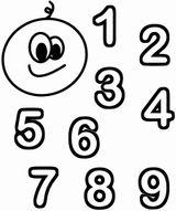 Imprimer le coloriage : Chiffres et formes, numéro 1cc0ca3f