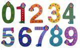 Imprimer le dessin en couleurs : Chiffres et formes, numéro 26642