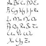Imprimer le coloriage : Alphabet, numéro 114373