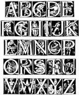 Imprimer le coloriage : Alphabet, numéro 246950