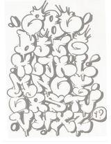 Imprimer le dessin en couleurs : Alphabet, numéro 306909