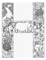 Imprimer le coloriage : Alphabet, numéro 421816
