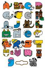Imprimer le dessin en couleurs : Alphabet, numéro 48437
