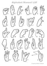 Imprimer le coloriage : Alphabet, numéro 49475
