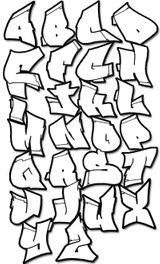 Imprimer le coloriage : Alphabet, numéro 49485