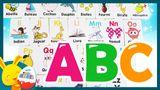 Imprimer le dessin en couleurs : Alphabet, numéro 4ba90d06