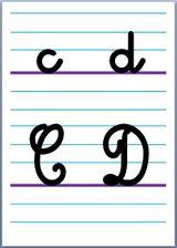 Imprimer le dessin en couleurs : Alphabet, numéro 50671