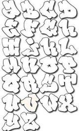 Imprimer le dessin en couleurs : Alphabet, numéro 51152