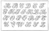 Imprimer le coloriage : Alphabet, numéro 572485