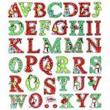 Imprimer le dessin en couleurs : Alphabet, numéro 599539
