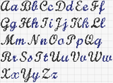 Imprimer le coloriage : Alphabet, numéro 678324