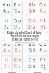 Imprimer le dessin en couleurs : Alphabet, numéro 6f5d2ee1