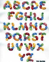 Imprimer le dessin en couleurs : Alphabet, numéro 76606