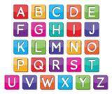 Imprimer le dessin en couleurs : Alphabet, numéro 7dda5d7a