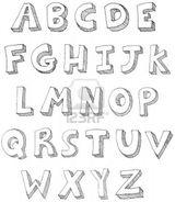Imprimer le coloriage : Lettre a, numéro 125013