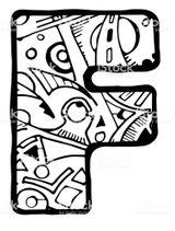 Imprimer le coloriage : Lettre d, numéro 4e3ab583