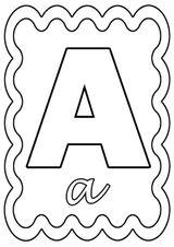 Imprimer le coloriage : Lettre d, numéro b5f259af
