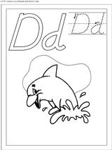Imprimer le coloriage : Lettre d, numéro e01dbe82
