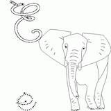 Imprimer le coloriage : Lettre e, numéro 52828