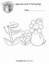 Imprimer le coloriage : Lettre f, numéro 292db3db