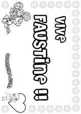 Imprimer le coloriage : Lettre f, numéro 66823