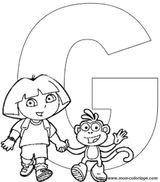 Imprimer le coloriage : Lettre g, numéro 496378