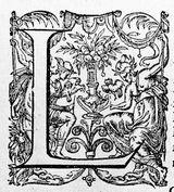 Imprimer le coloriage : Lettre l, numéro 148140