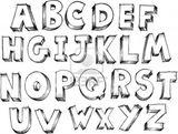 Imprimer le coloriage : Lettre l, numéro 66945