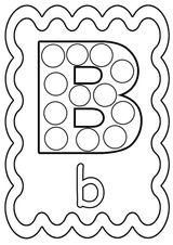 Imprimer le coloriage : Lettre l, numéro 74df66bc