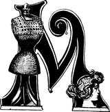 Imprimer le coloriage : Lettre m, numéro 167857