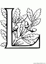 Imprimer le coloriage : Lettre m, numéro 52538