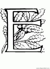 Imprimer le coloriage : Lettre m, numéro 52611
