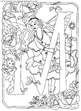 Imprimer le coloriage : Lettre m, numéro 66962