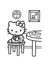 Imprimer le coloriage : Chiffres-et-formes - Alphabet - Lettre-o numéro 52465