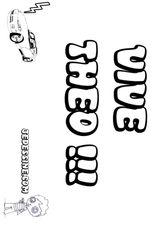 Imprimer le coloriage : Lettre t, numéro 125234