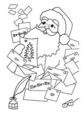Imprimer le coloriage : Lettre u, numéro 52463