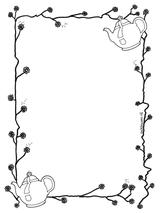 Imprimer le coloriage : Lettre v, numéro 67153